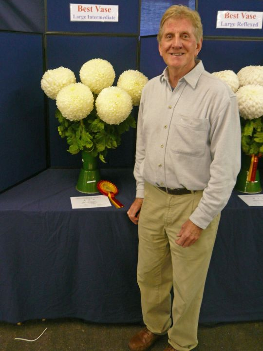 Terry Hubbard at the Early National 2010